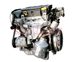 Opel 1.4 A14NET Астра, Мокка
